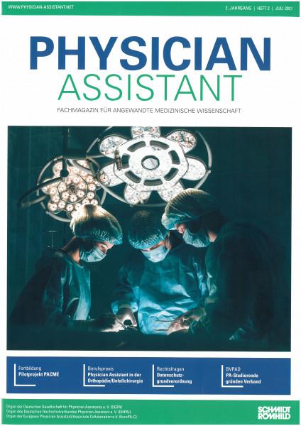 Einzelheft: Physician Assistant