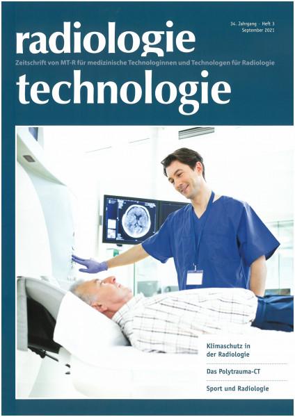 Einzelheft: radiologie technologie