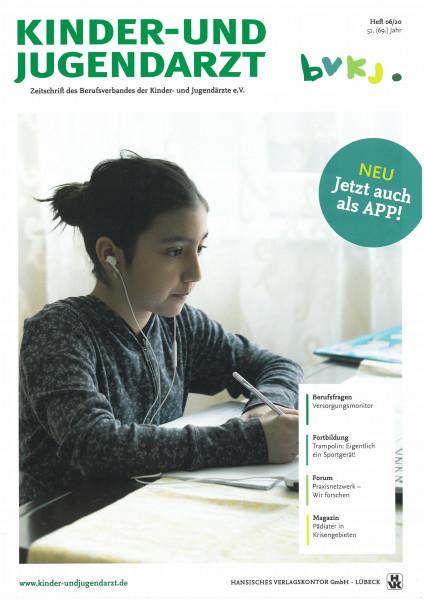Jahres-Abo: Kinder- und Jugendarzt inkl. App