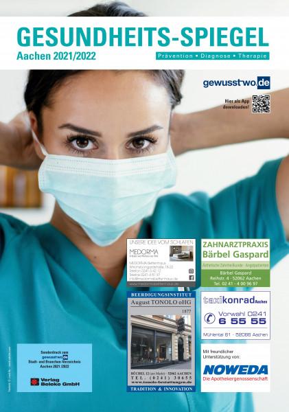 Gesundheits-Spiegel Aachen 2021/2022