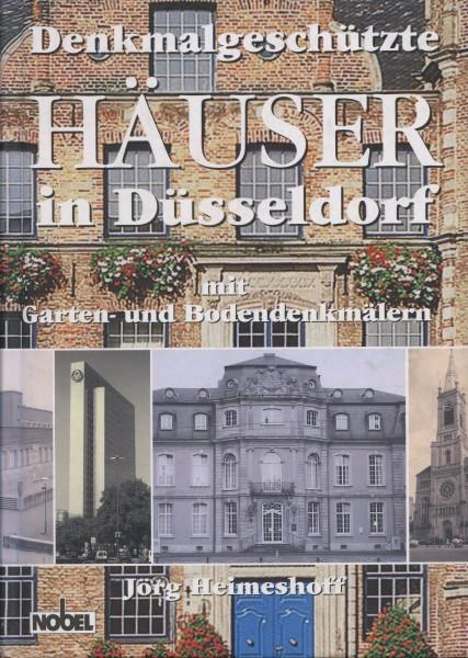 Denkmalgeschützte Häuser in Düsseldorf - mit Garten- und Bodendenkmälern