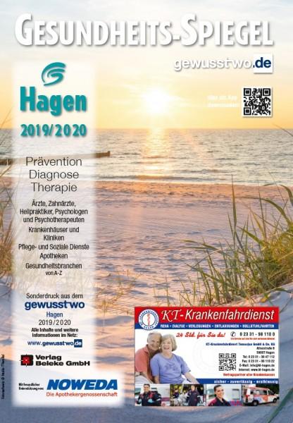 Gesundheits-Spiegel Hagen 2019/2020