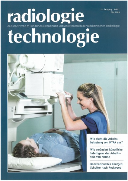 Jahres-Abo: radiologie technologie