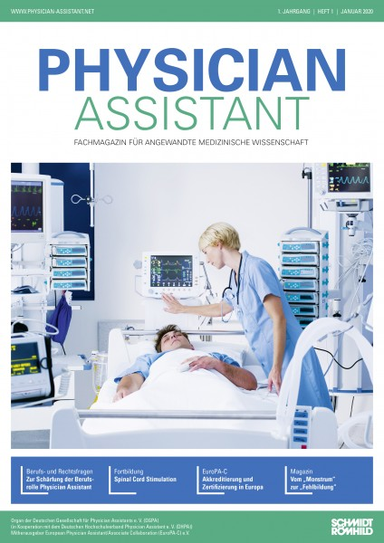 Jahres-Abo: Physician Assistant