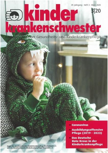 Kennenlern-Abo: kinderkrankenschwester