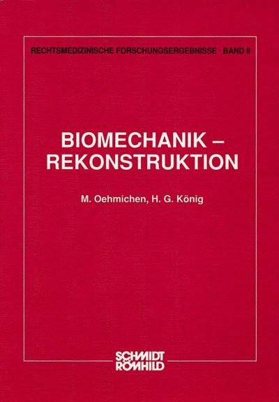Biomechanik-Rekonstruktion