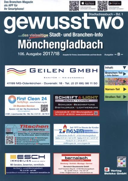 gewusst-wo Mönchengladbach 2017/18