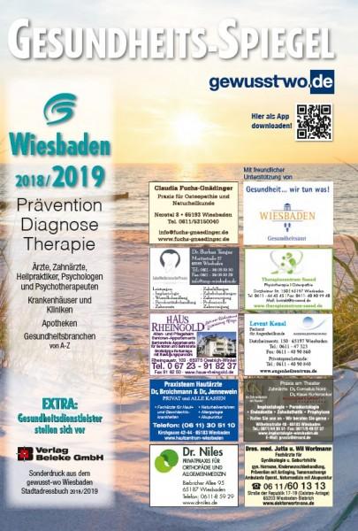 Gesundheits-Spiegel Wiesbaden 2018/2019