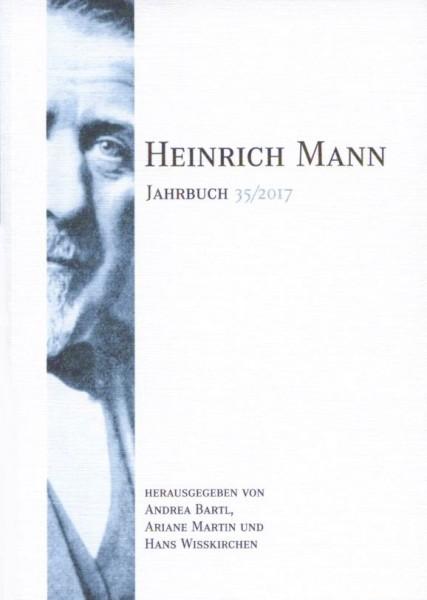 Heinrich Mann-Jahrbuch 35 / 2017