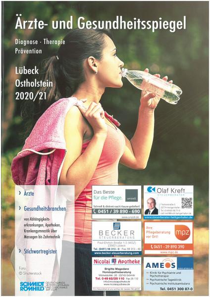 Ärzte- und Gesundheitsspiegel Lübeck, Ostholstein 2020/21