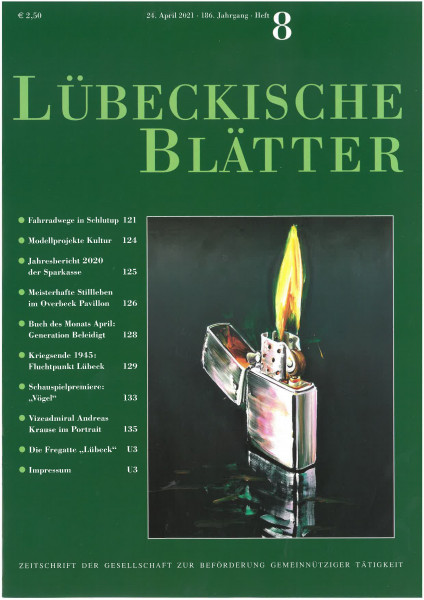 Einzelheft: Lübeckische Blätter