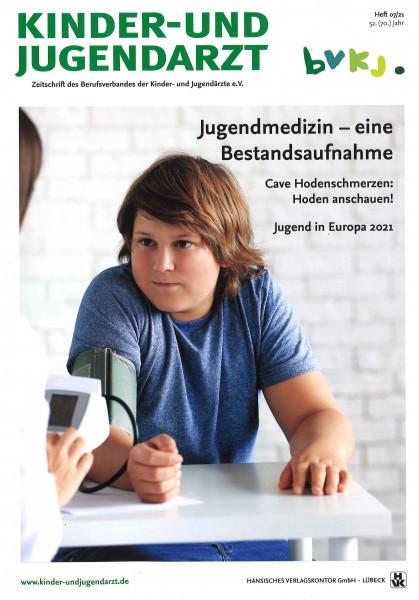 Einzelheft: Kinder- und Jugendarzt